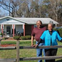 Rev. Albert and Mrs. Eloise Williams